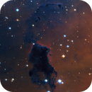 NGC 281 - Bok Globule,                                Steven Marx