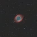 Helix Nebula - First light on L-Extreme filter,                                Samuel Müller