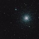 M3 - globular cluster,                                Frank Breslawski