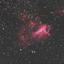 Messier 17,                                Anton