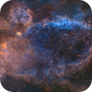 Lobster Claw Mosaic - SH2-157,                                Kevin Morefield