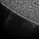 2019.08.24 Sun H-Alpha south prominence,                                Vladimir