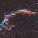 Eastern Veil nebula,                                Lovag Tamás