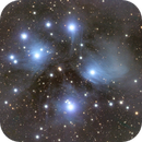 M45 LRGB,                                Drew Lanphere