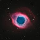 Helix Nebula NGC7293,                                Observatorio Zonalunar