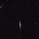Whale Galaxy & Hockey Stick Galaxy,                                Michel Makhlouta