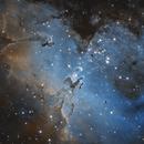 M16 - The Eagle Nebula - crop,                                angryowl