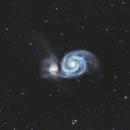 M51  champ large,                                Joel85