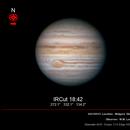 Jupiter 31 May 2021,                                LacailleOz