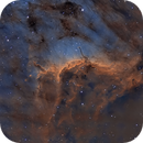IC 5067 In the Pelican Nebula IC5070 + HH555,                                Paddy Gilliland