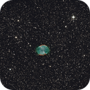 M27 - The Dumbell Nebula,                                AstroAdventures