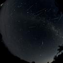Night Sky during period of Geminids (14 - 15 Dec),                                KiwiAstro