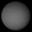 activité solaire du 4 août 2020,                                Gérard Nonnez