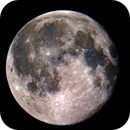 Moon from the 15th May,                                Trevor Nicholls