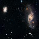 NGC3718, NGC3729, and Hickson Group 56 Galaxies,                                Tim Hutchison