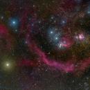 Barnard Loop 3x3 Mosaic,                                Miles Zhou