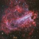 Messier 17,                                Toshiya Arai