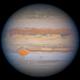 Jupiter - Looming Larger,                                Jason Guenzel