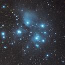 M45 - Pleiades,                                Oisín Dorgan