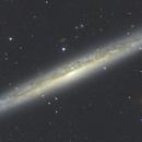 NGC 5907,                                Máximo Bustamante