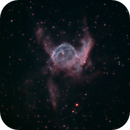 Thor's Helmet Nebula,                                Kapil K.