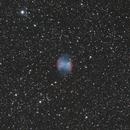 M27 - Dumbell Nebula,                                zagers