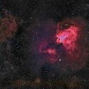 Nebula Omega M17,                                joperenclo