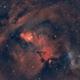 NGC2264 (nouveau traitement),                                laup1234