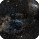 Cassiopeia Widefield - from the Bubble to the Lobster's Claw,                                Drew Lanphere
