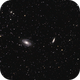 M81 & M82,                                astrobrian