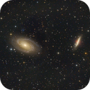 M81 and M82,                                GregsAstrobin