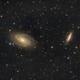 M81 and M82,                                GregsAstrobin