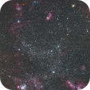 LMC, NGC 2032 and nearby, RGB,                                Scott M. Stirling