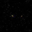 M81 and M82,                                David Woods