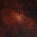 M16 Eagle Nebula,                                Marcel Koller