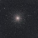 M4 Globular Cluster,                                Jeff Kraehnke