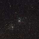Double cluster h & chi Persei // 480 mm fl,                                Olli67