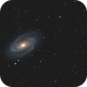 Messier 81 - Bode's Galaxy @ PGC 28225 (right side),                                Wolfgang Zimmermann