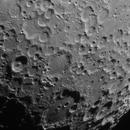 Moon 1st Quarter - Clavius, Maginus, Tycho,                                Lee B
