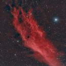 California Nebula,                                Dan Gallo