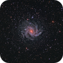 NGC6946 Fireworks Galaxy,                                Mark Eby
