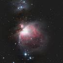 M42 Orionnebel,                                Holger Gräpel