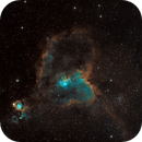 IC1848 - Heart and Soul,                                Einar Schau