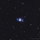 Rare NGC 2371 Planetary Nebula in HOO,                                Douglas J Struble
