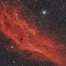 NGC 1499 - California Nebula,                                David Augros
