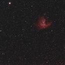NGC 281, Nébuleuse Pacman,                                Philastro