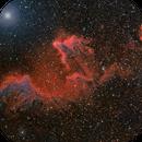 IC63 RGB+Ha,                                Mark Holbrook