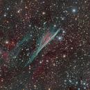 NGC 2736 Bleistiftnebel,                                Gabriele Gegenbauer