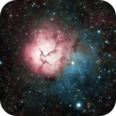 M20 Trifid Nebula,                                Carlos Taylor