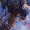 Nebula & Dark Nebula,                                tbcgeorge